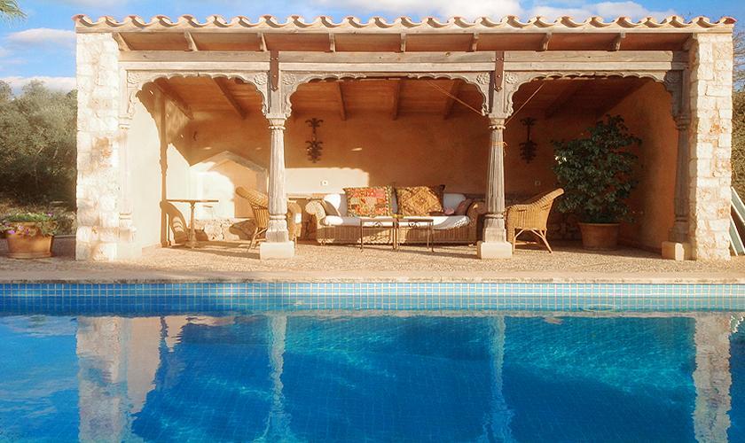 Poolhaus Finca Mallorca 8 Personen PM 6591