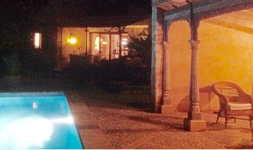 Abendstimmung Finca Mallorca 8 Personen PM 6591