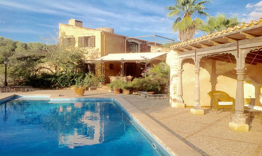 Pool und Finca Mallorca 8 Personen PM 6591