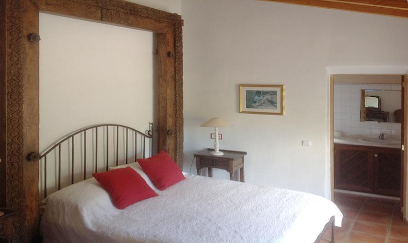 Schlafzimmer Ferienfinca Mallorca PM 6591
