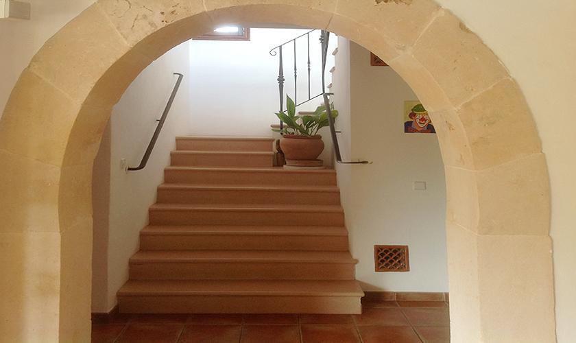 Treppe Finca Mallorca 8 Personen PM 6591