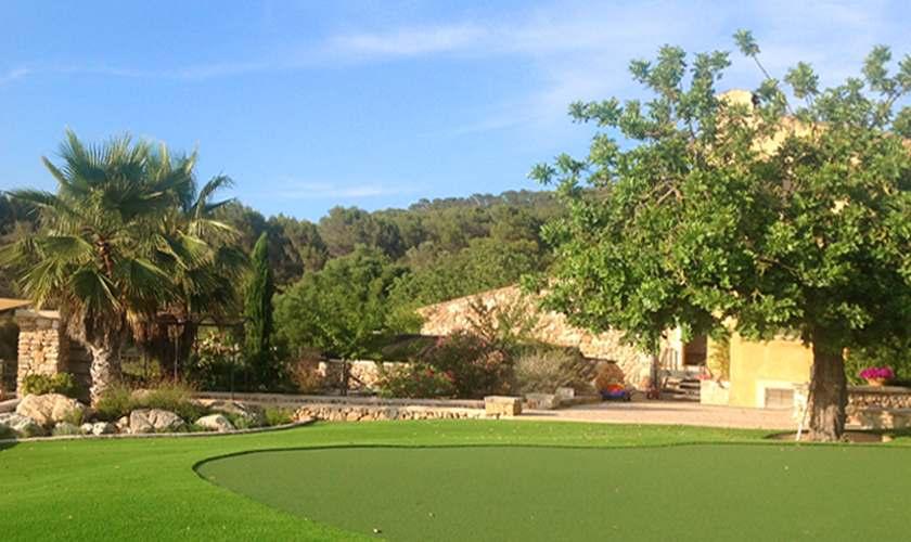 Golfübungsplatz Finca Mallorca 8 Personen PM 6591