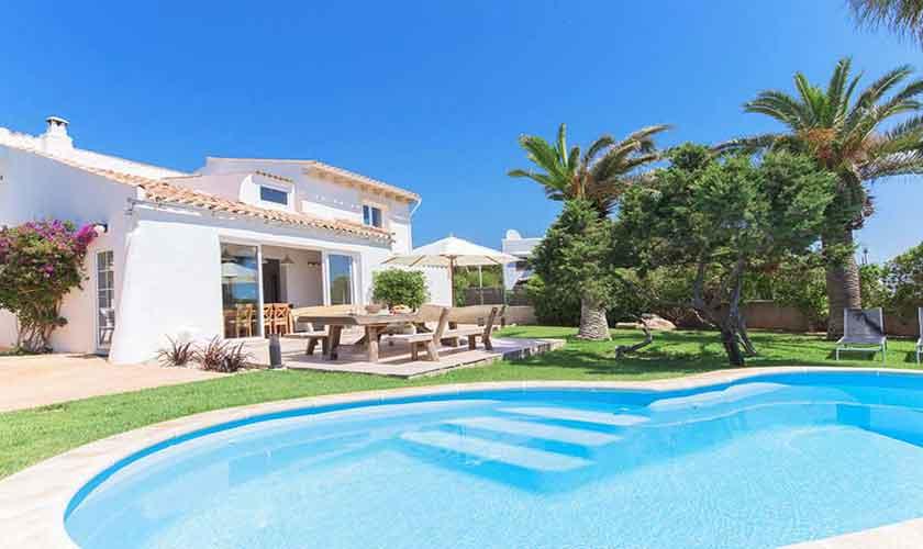 Pool und Ferienvilla Mallorca Strandnähe PM 6592
