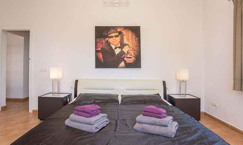 Schlafzimmer Ferienhaus Mallorca 8 Personen PM 6592