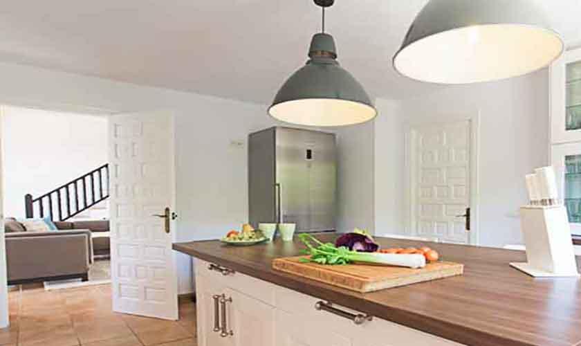 Küche Ferienhaus Mallorca Südosten PM 6592