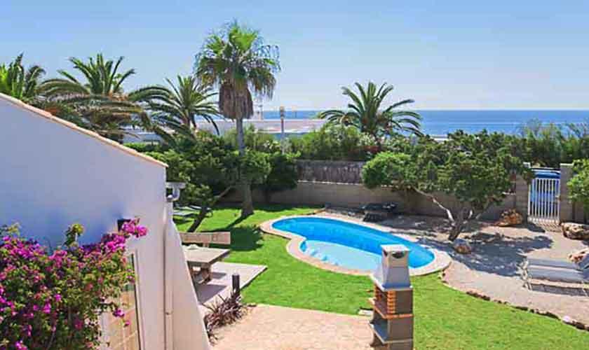 Ferienvilla Mallorca Meerblick PM 6592