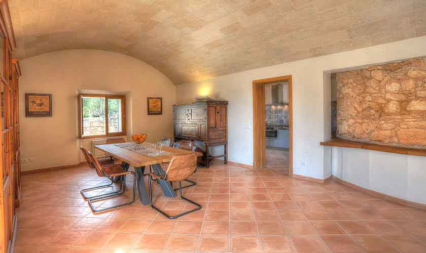 Wohnraum Finca Mallorca Süden PM 6594