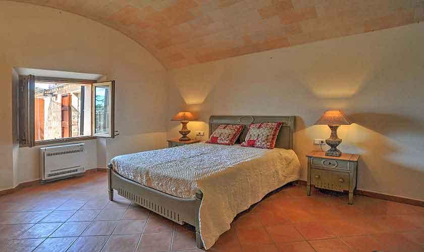 Schlafzimmer Finca Mallorca Süden PM 6594