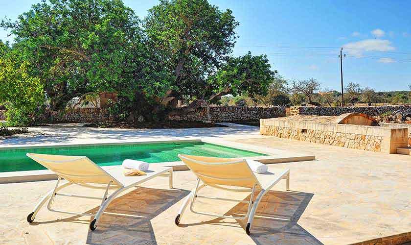 Pool und Ferienfinca Mallorca Süden PM 6594