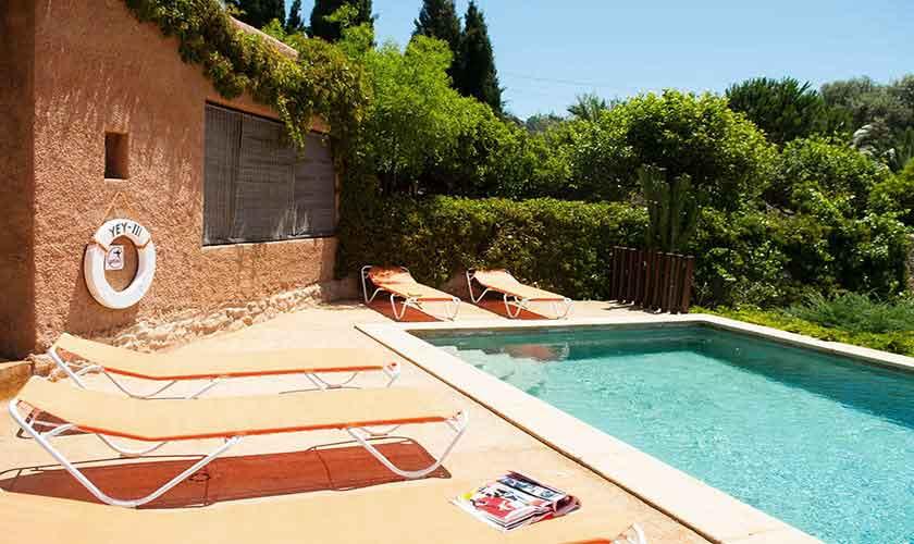 Pool und Finca Mallorca Südosten PM 6595