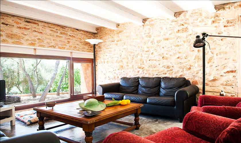 Wohnraum Finca Mallorca 9 Personen PM 6595