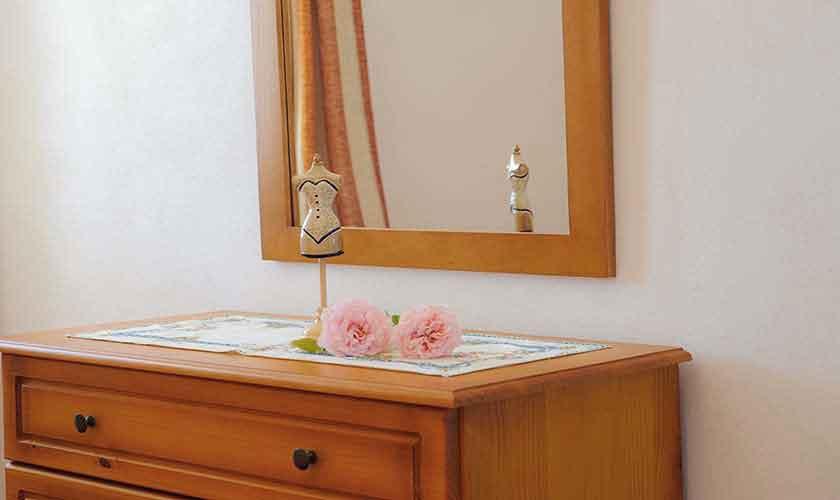Schlafzimmer Finca Mallorca Ostküste PM 6596