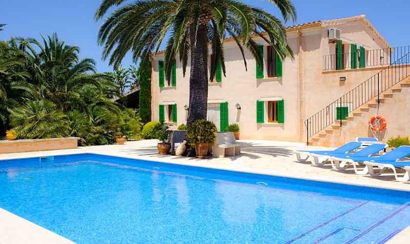 Pool und Finca Mallorca Ostküste PM 6596