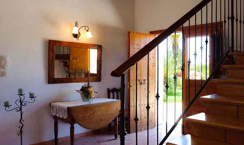 Treppenhaus Finca Mallorca Ostküste PM 6596