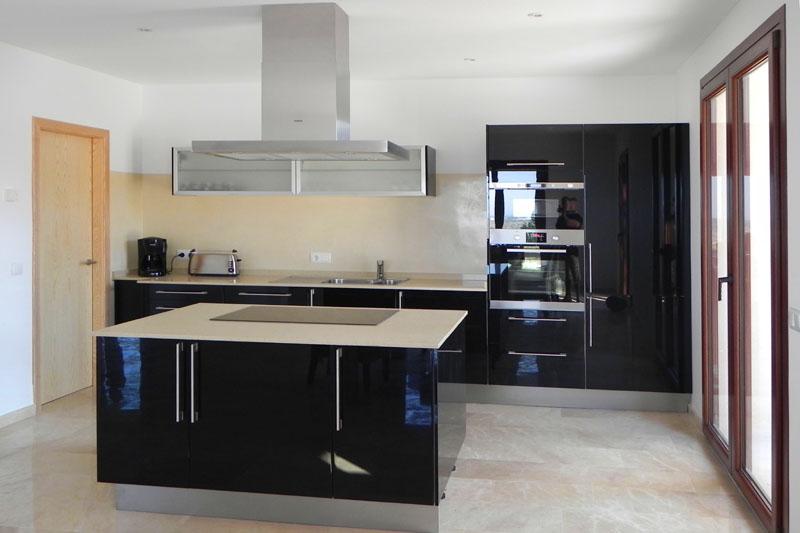 Küche Finca Mallorca für 8-10 Personen bei Felanitx PM 678