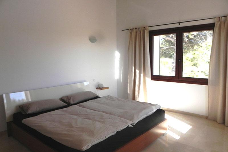 Schlafzimmer Ferienfinca Mallorca für 8-10 Personen bei Felanitx PM 678