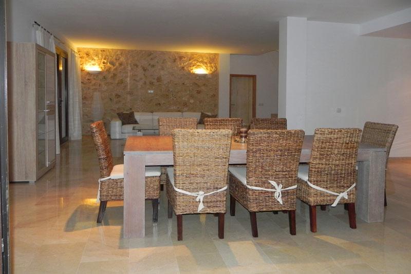 Wohnraum Finca Mallorca für 8-10 Personen bei Felanitx PM 678