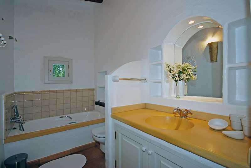 Badezimmer Finca Mallorca Osten PM 6820