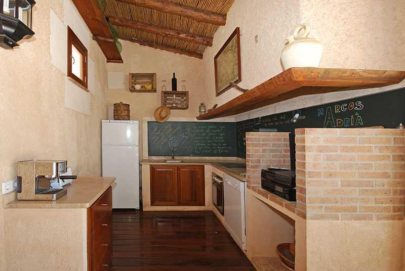 Barbecue Finca Mallorca Osten PM 6820