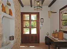 Eingangshalle Ferienfinca Mallorca PM 6820
