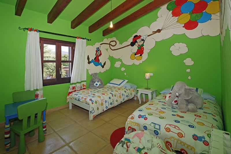 Kinderzimmer Finca Mallorca Osten PM 6820