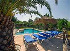 Poolblick  Finca Mallorca PM 6820