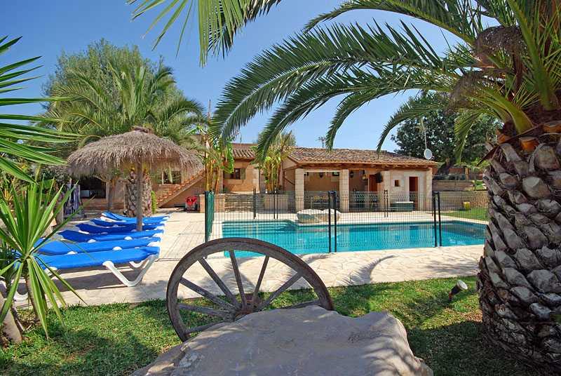 Pool und Finca Mallorca PM 6820