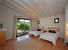 Schlafzimmer Finca Mallorca Osten PM 6820