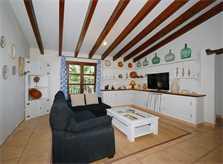 Wohnraum Ferienhaus Mallorca PM 6820