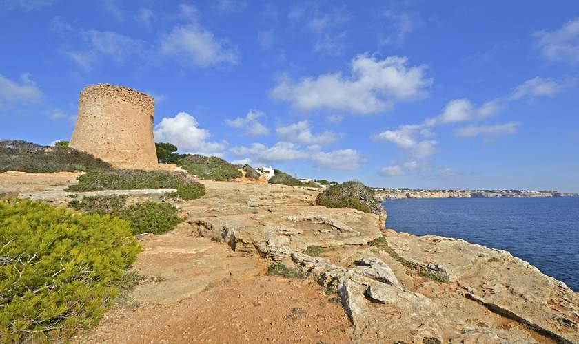 Landschaft Küste