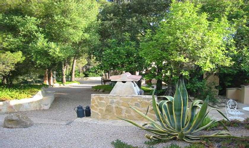 Barbecue Finca Mallorca 4 Personen PM 6950
