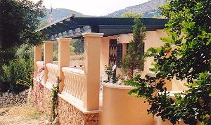 Blick auf die Finca Mallorca 4 Personen PM 6950