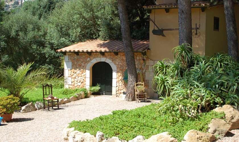 Garten Finca Mallorca 4 Personen PM 6950