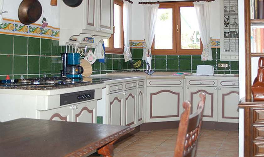 Küche Finca Mallorca 4 Personen PM 6950