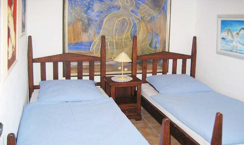 Schlafzimmer Finca Mallorca 4 Personen PM 6950