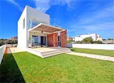 Rasenflächen Ferienhaus Mallorca Strandnähe PM 6960