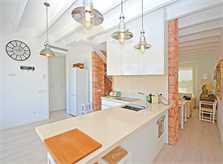Küche Ferienhaus Mallorca bei Sa Rapita PM 6960