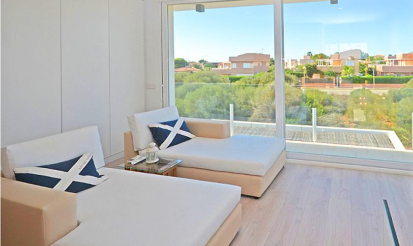 Lounge Ferienhaus Mallorca bei Sa Rapita PM 6960