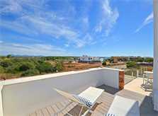 Terrasse oben Ferienhaus Mallorca bei Sa Rapita PM 6960