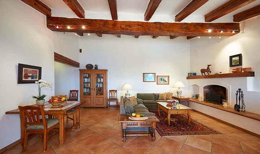 Wohnraum Ferienhaus Mallorca PM 103 Nr. 68b