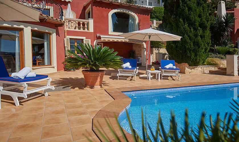 Terrasse Ferienhaus Mallorca Westküste PM 103 Nr. 70C