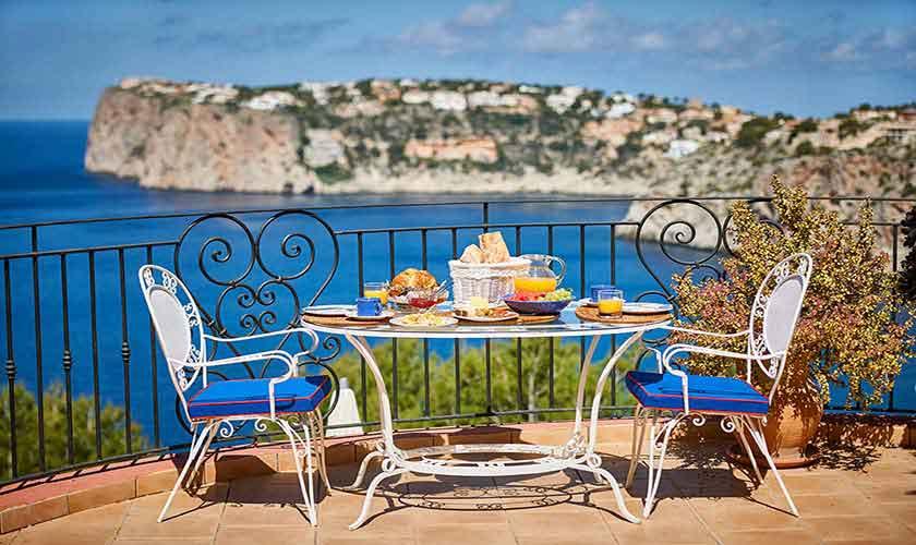 Terrasse Ferienhaus Mallorca Westküste PM 103 Nr. 70b