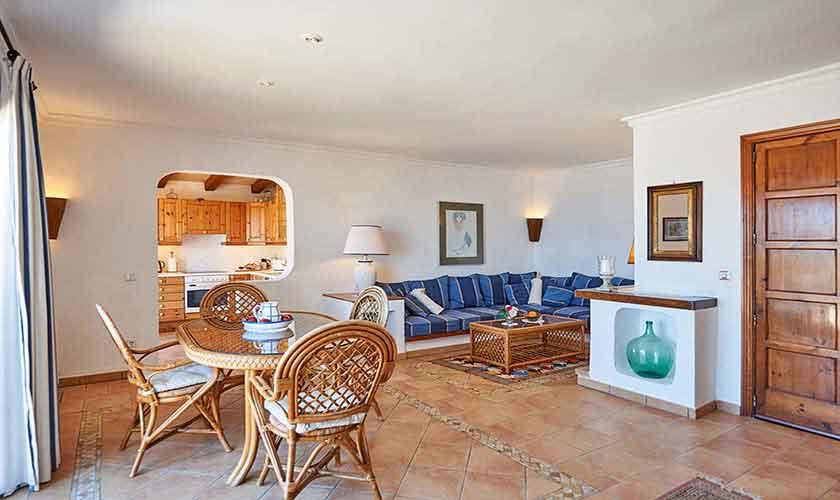 Wohnraum Ferienhaus Mallorca Westküste PM 103 Nr. 70b