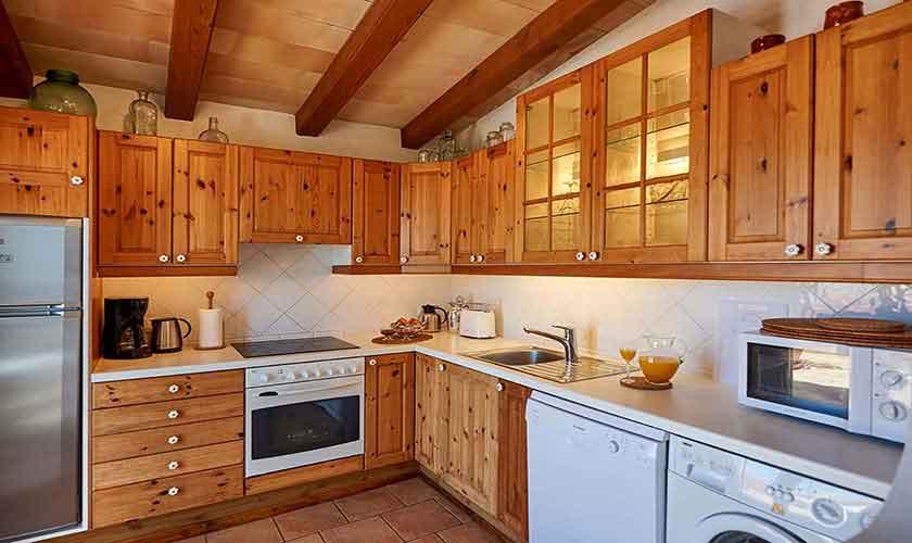 Küche Ferienhaus Mallorca Westküste PM 103 Nr. 70b