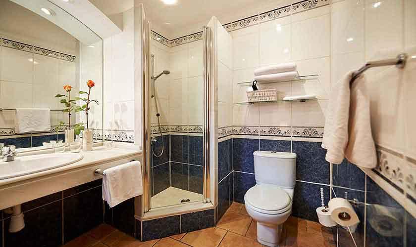 Badezimmer Ferienhaus Mallorca Westküste PM 103 Nr. 70b