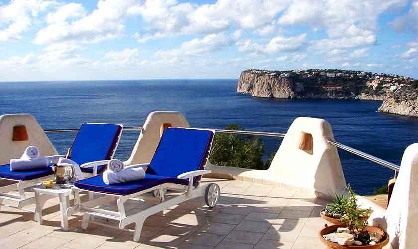 2 3 personen ferienhaus mallorca meerblick westk ste pool steiner. Black Bedroom Furniture Sets. Home Design Ideas