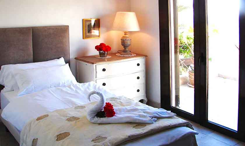 Schlafzimmer Ferienhaus Mallorca PM 103 Nr. 72 B