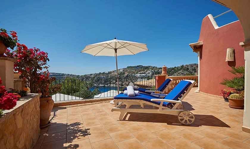 Terrasse Ferienhaus Mallorca 4 Personen PM 103 Nr. 72c