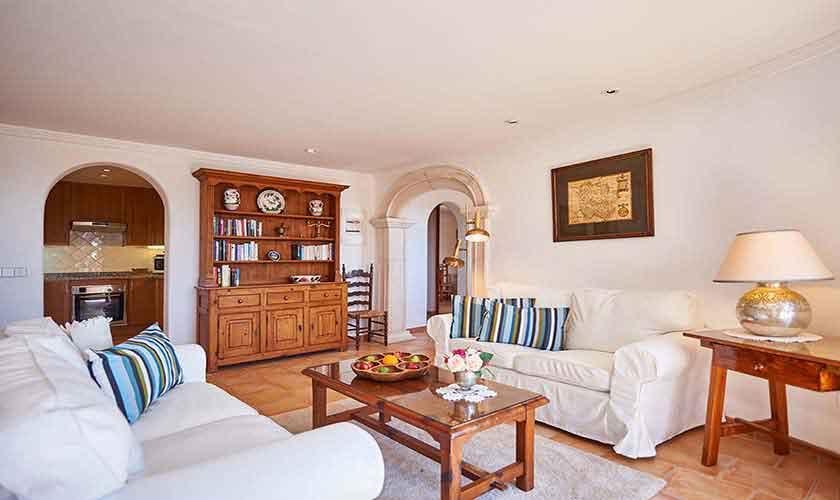 Wohnraum Ferienhaus Mallorca Westküste PM 103 Nr. 72c