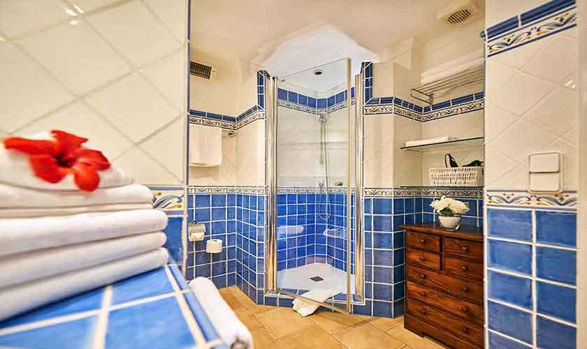 Badezimmer Ferienhaus Mallorca Westküste PM 103 Nr. 72c